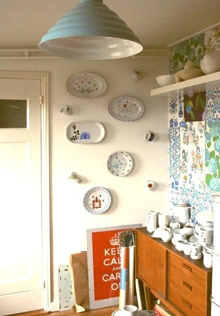 Nina Van De Goor S Home Studio