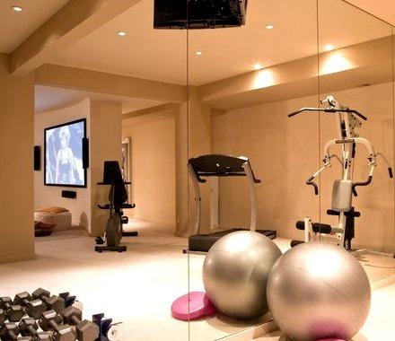 Home Gym Fitness Studio