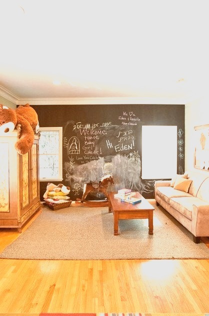 Playroom Los Feliz Residence