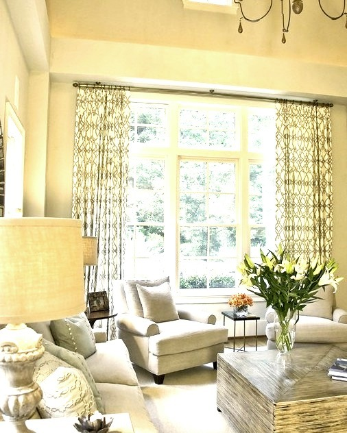 Modern Classic Family Room